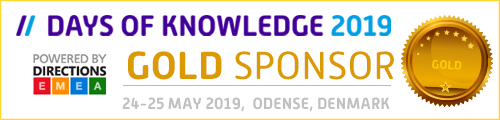 Perfion sponsors Days of Knowledge 2019